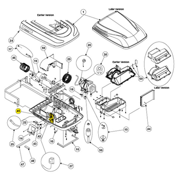 Dometic™ 3314015.000 OEM Remote Control For 201 Case