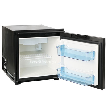 Norcold NR751BB Electric Refrigerator Freezer - AC/DC - 2.7 C/F