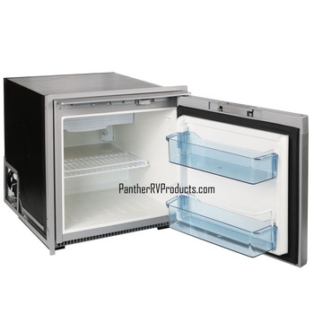 Norcold NR751SS Electric Refrigerator Freezer - AC/DC - 2.7 C/F
