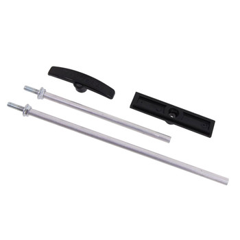 Valterra T1046-12VP Waste Valve Adjustable Extension Rod Kit