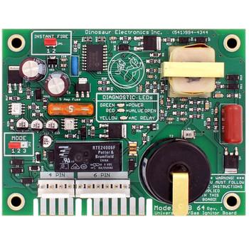 Dinosaur Elect. UIB 64 Water Heater Ignitor Board