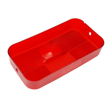 Peterson V25921-25 Replacement Trailer Light Lens - Red
