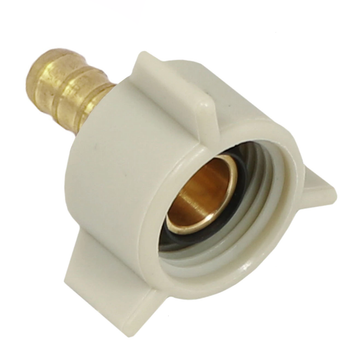 "BestPex 51176 Fresh Water Adapter Fitting 3/8"" PEX x 1/2"" FPT Swivel"