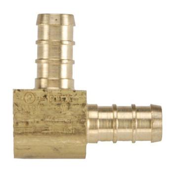 """BestPex 51138 Brass Insert Elbow - 3/8"""" PEX x 3/8"""" PEX"""