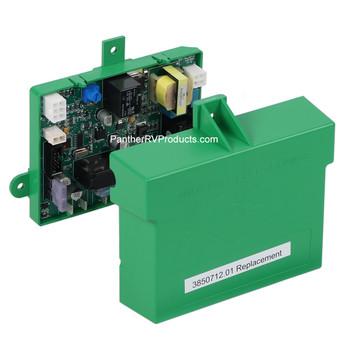 Dinosaur Elect. 3850712.01 Aftermarket Dometic Refrigerator Main Power Control Board