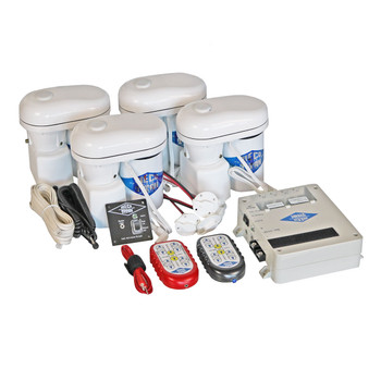 Rieco Titan 56301 Electric Conversion Kit - White