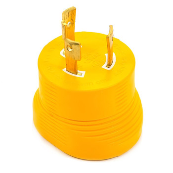 Camco 55333 30 Amp Female to 30 Amp Male Generator Adapter