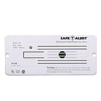 Safe T Alert 30-442-P-WT Propane Gas Alarm – White