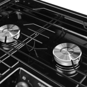 Dometic™ D21-BPW (50210) RV 2-Burner Propane Cooktop - Black