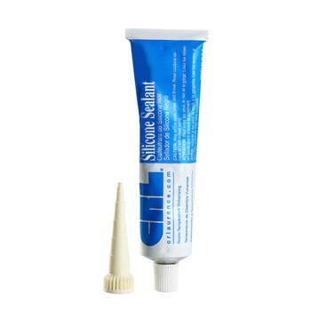C.R. Laurence 22C Silicone Elastomer Joining Sealant - 3 oz. - Clear