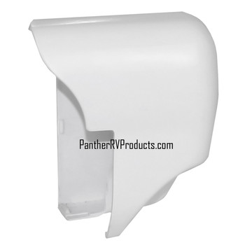 Fiamma 04274-01C F45i Right Hand Outer End Cap - Polar White