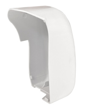 Fiamma 98655-014 OEM F45i Left Hand Outer End Cap - Polar White
