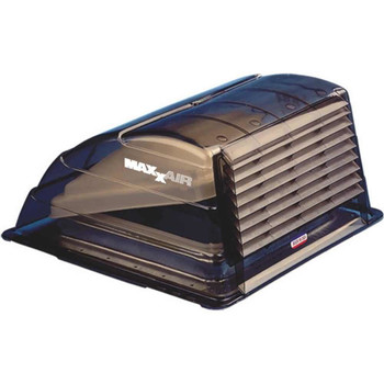 Maxxair 00-933067 RV Roof Vent Weather Cover - Smoke