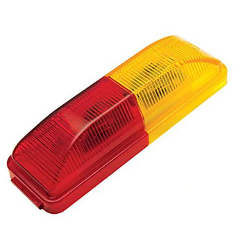 Kaper II 1A-S-1240A  4-Diode LED Marker Light - Amber/Red