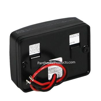Safe T Alert 25-741-BL Dual Carbon Monoxide and Propane Gas Alarm - Black