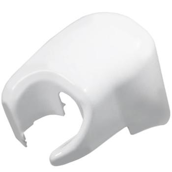 Fiamma 04274A01C F45i Left Hand Outer End Cap - Polar White