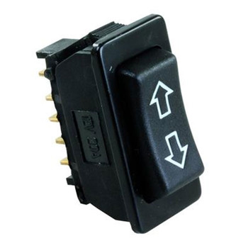 JR Products 13955 Multi Purpose Furniture Switch - 12V DC Rocker
