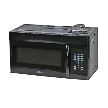 High Pointe EC942KIW RV Over-the-Range Convection Microwave - 1.5 C/F