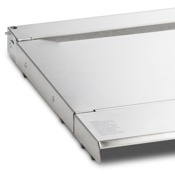 Dometic™ Atwood 50469 RV R31 Range Cooktop Bi-Fold Cover - S/S