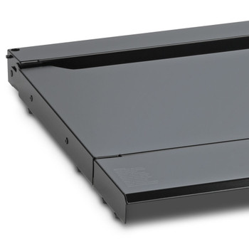 Dometic™ Atwood 50470 RV R31 Range Cooktop Bi-Fold Cover - Black