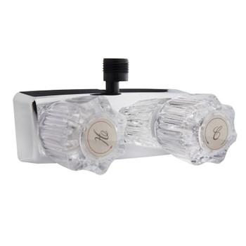 Dura DF-SA100A-CP RV Shower Faucet Chrome