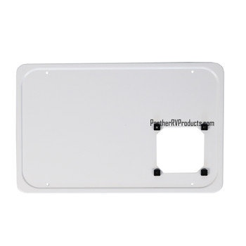 Dometic™ Mojave 33045 DFSD RV Furnace Exterior Door Assembly - White