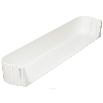 Norcold 624863 OEM RV Refrigerator Freezer Door Shelf / Bin - White