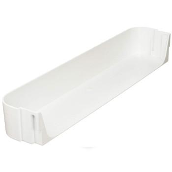 Norcold 624863 OEM RV Refrigerator Freezer Door Shelf / Bin - White