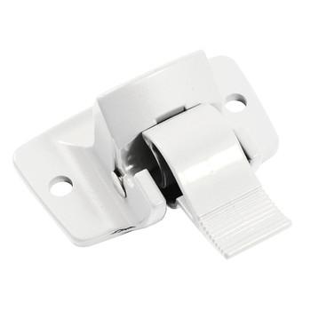 Dometic™ A&E 3314067.004B OEM RV Awning Bottom Mounting Bracket - White
