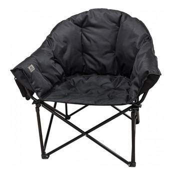 Kuma Outdoors 433-CB Lazy Bear Chair - Carbon Black