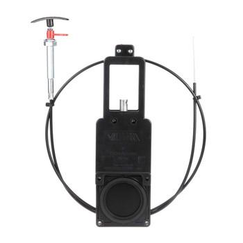 "Valterra TC372 Black 3"" Valve Flexible Cable Kit-72 with 3"" Valve"