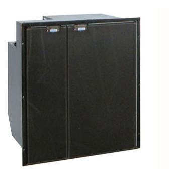 Indel Webasto 1200BB4ZL0000 Isotherm Electric Refrigerator Freezer - AC/DC - 7.0 Black