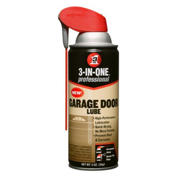 WD-40 10058 Garage Door Lube - 11oz.