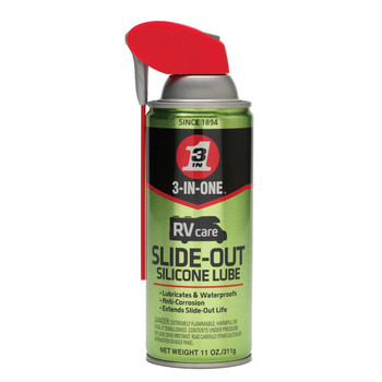 WD-40 12008 RV Slide Out Silicone - 11oz.