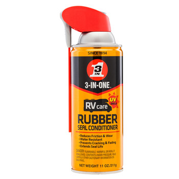 WD-40 3-In-One 12013 RV Rubber Seal Conditioner - 11 oz.