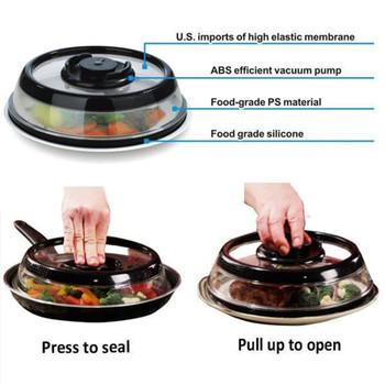 Chef Concepts 210-SBS RV Air-Tight Press Dome Food Storage - Single