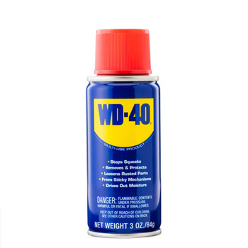 WD-40 49000 Travel Size - 3oz.