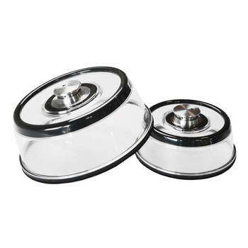 Chef Concepts 210-OPD RV Air-Tight Press Dome Food Storage - 2 Pack