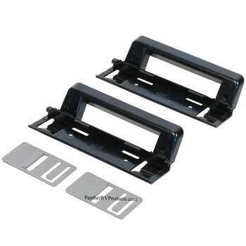 Dometic™ 3316882.900 OEM RV Refrigerator Door Handles (2 Pack)