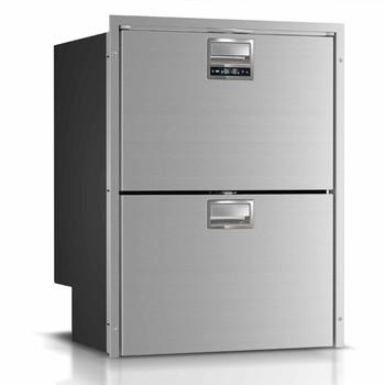 Vitrifrigo DRW180AIXD4-DF RV Electric Refrigerator Freezer - AC/DC - 5.1 CF