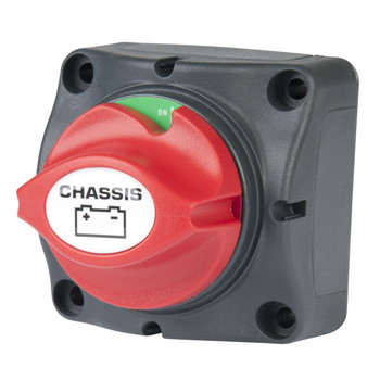 Park Power 701CHRV Master Battery Disconnect Switch - Chassis