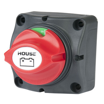 Park Power 701HBRV Master Battery Disconnect Switch - House
