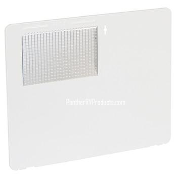 Suburban 6279APW RV Water Heater Exterior Access Door - 6 Gal. - White