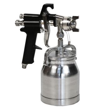 Merit Pro MP-416 Spray Gun with Quart cup