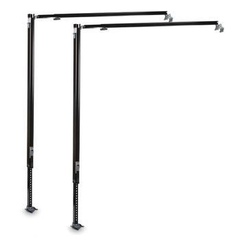 Dometic™ A&E 8273000.401U RV Awning Arm Extension Hardware - Tall - Black