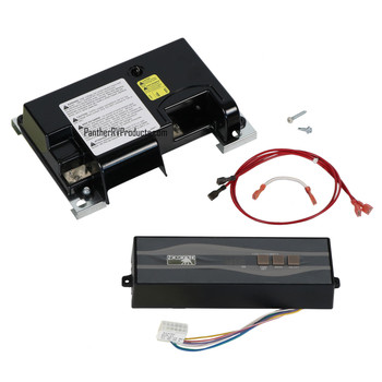 Norcold 633287 Refrigerator Power Board Kit with Optical Display and Adapters