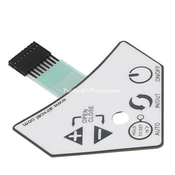 Maxxair 10-21304K OEM Deluxe Roof Vent Keypad