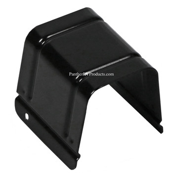 Rieco Titan 993112 Truck Camper Jack Gear Box Cover - Black
