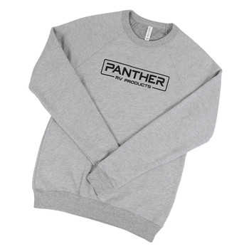 Bella Canvas 3901 Unisex Sponge Fleece Crew Neck Sweatshirt - Panther RV Products