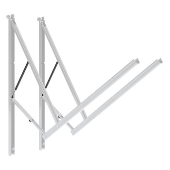 Dometic™ A&E 8952003.400BL RV 9100 Power Awning Arm Hardware Kit - Reduced Pitch - White